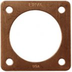 "PH1C- 1.5"" Diameter Portal for Bluebird Houses - Genuine Copper"