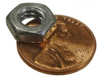 32061 - Replacement Riser Dome Nut (Single Unit)