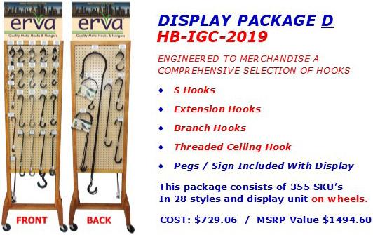 Package D: HB-IGC-2019 : Erva Catalog